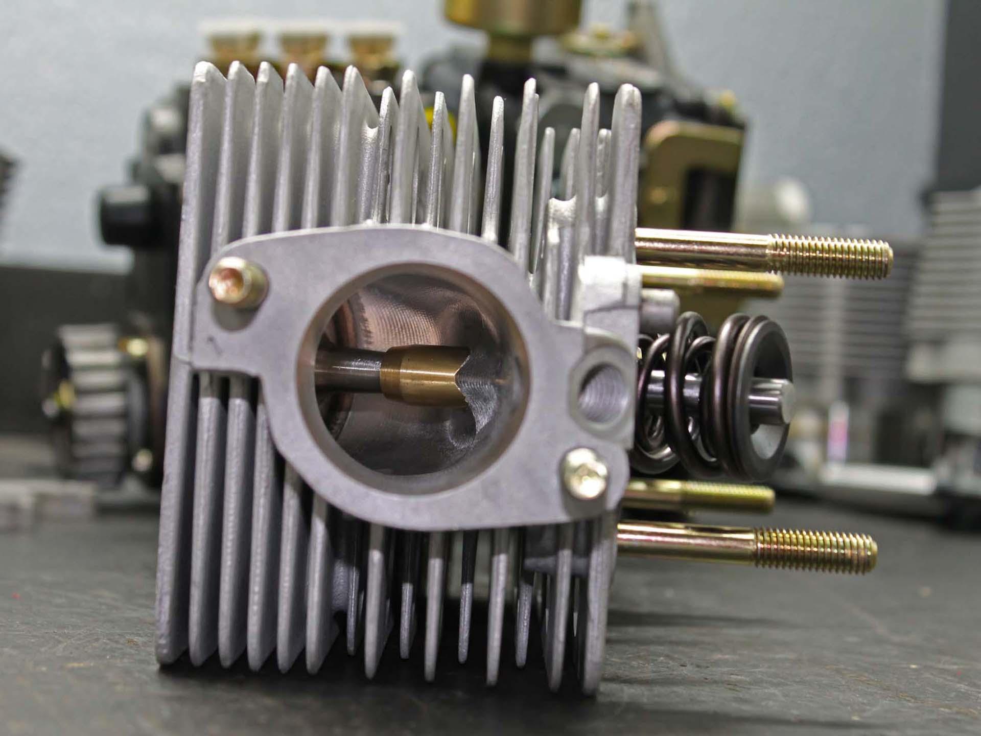 Zylinderkopfbearbeitung, Instandsetzung und Leistungssteigerung