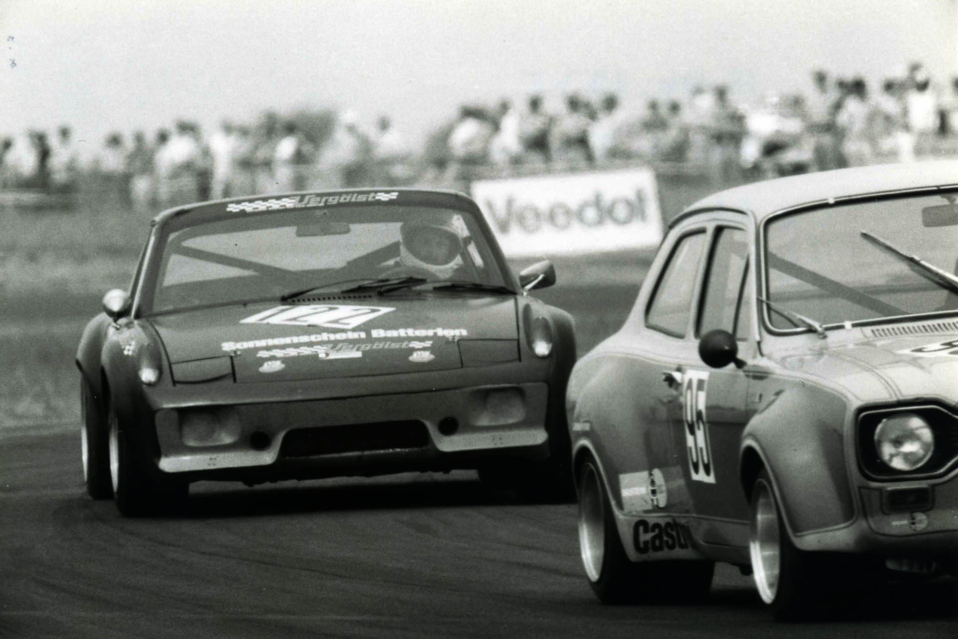 Porsche 914/6 GT Originalfahrzeug