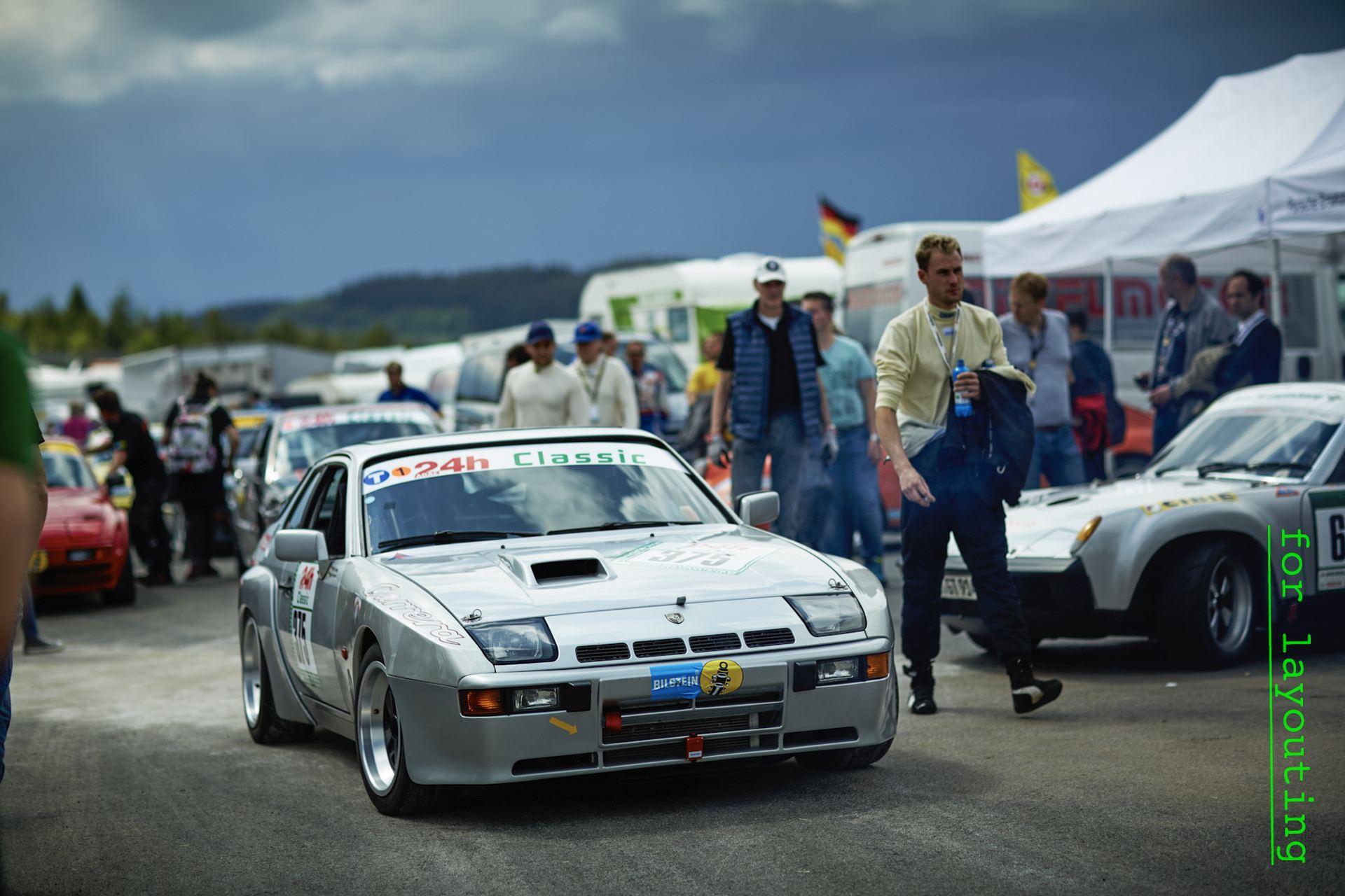 Porsche 924 Turbo/ GTS FIA Rennwagen