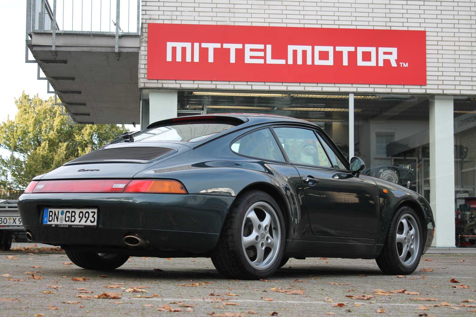 Porsche 993 Coupé