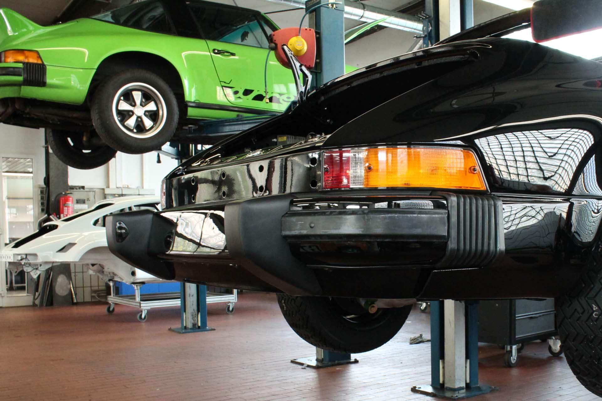 911 Carrera 2,7 Targa, Bj. '74