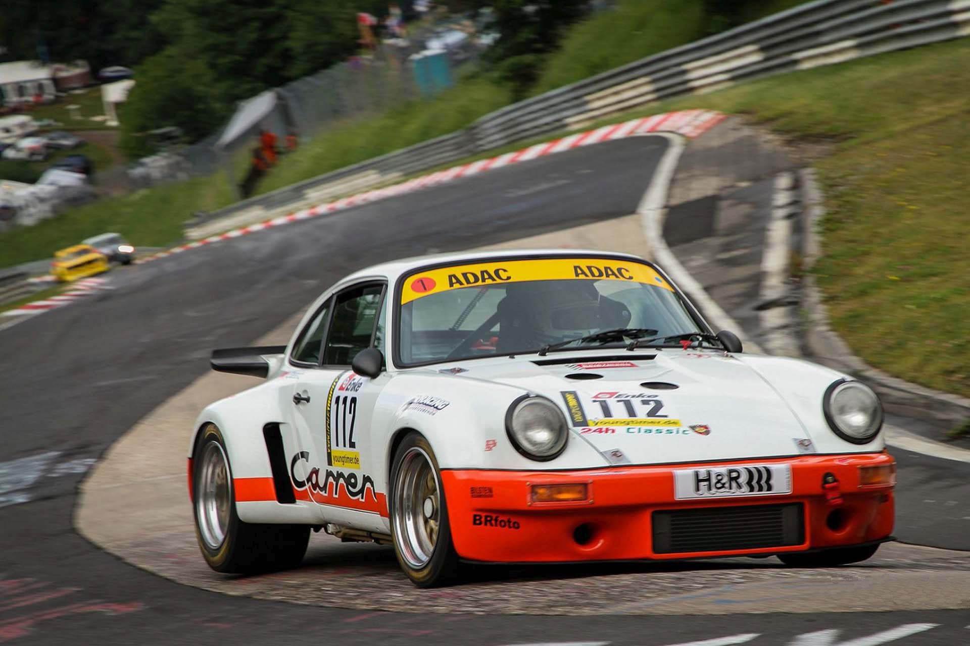 911 Carrera RSR 3,0 FIA