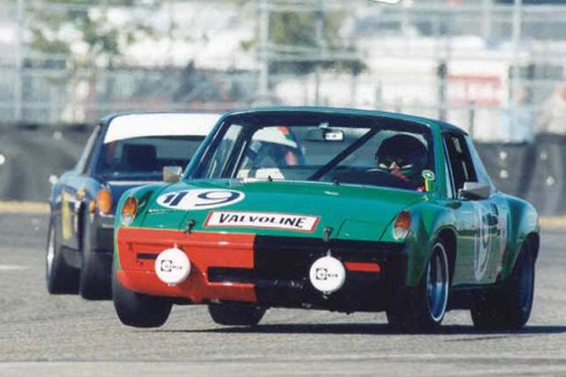 914-6 GT Nachbau des von Max Moritz eingesetzten 914-6 GT #19