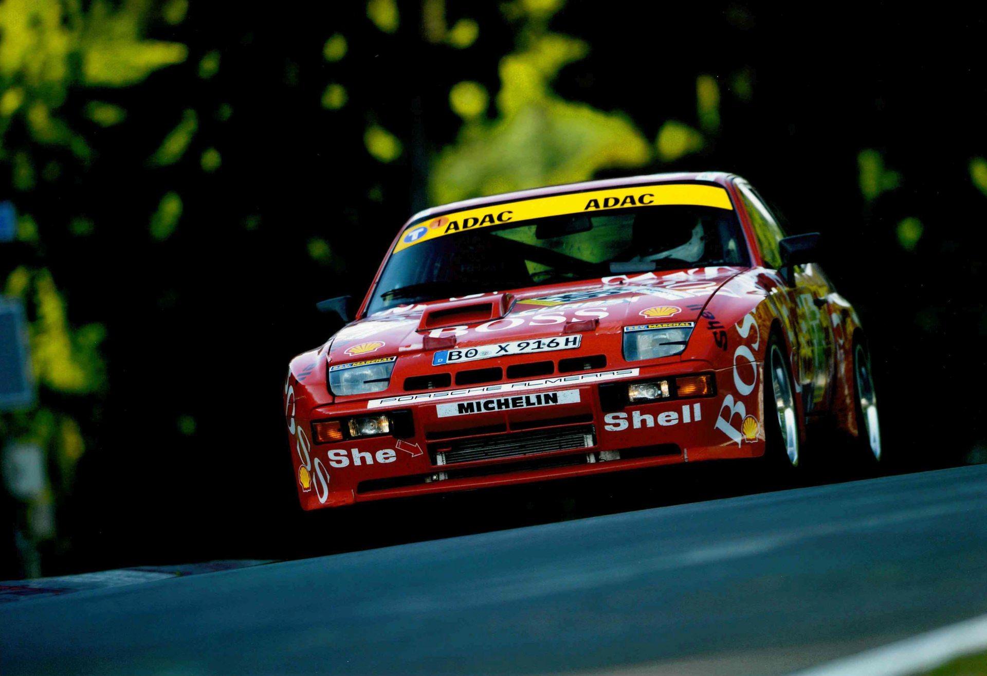 924 Carrera GT (S) in Wettbewerbsausführung, aufgebaut nach FIA
