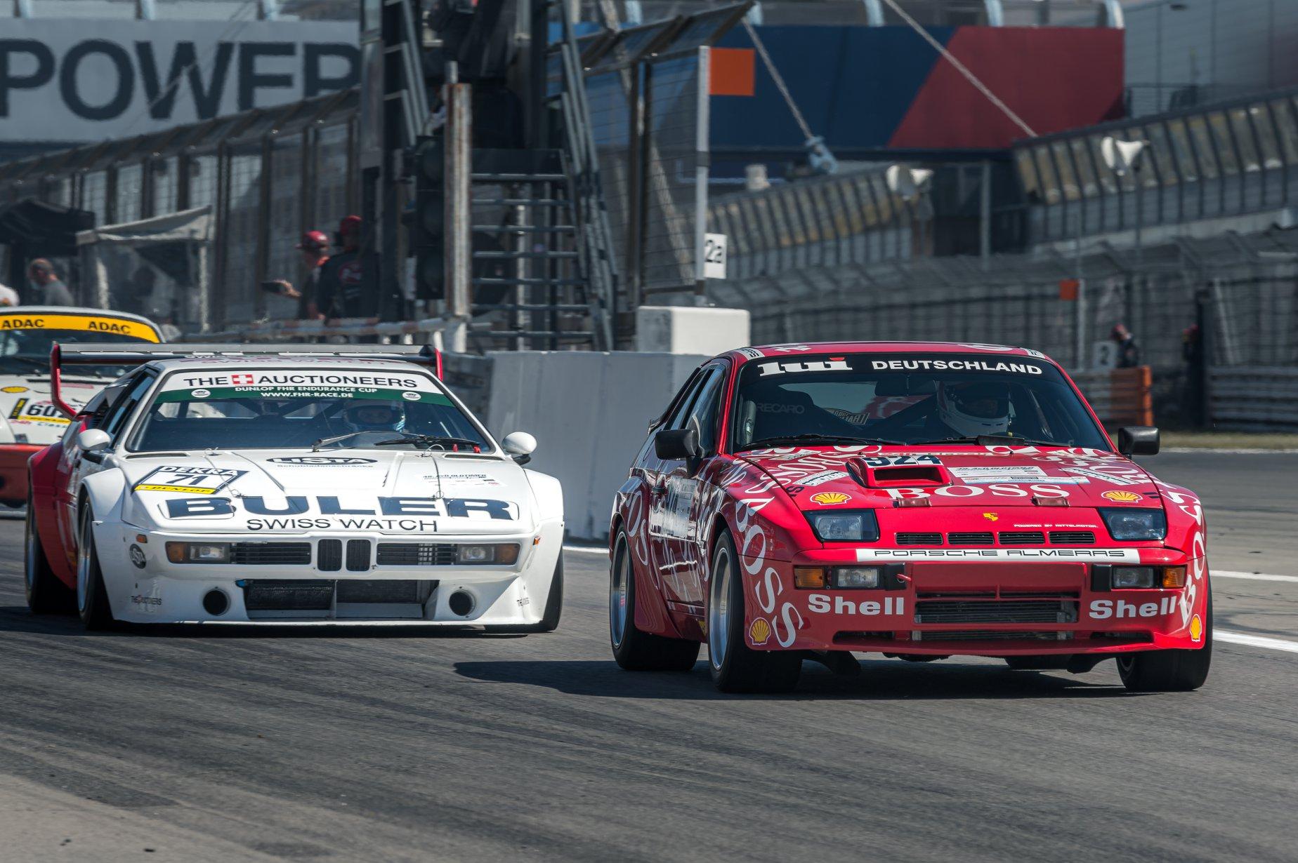 Oldtimer Grand Prix 2020