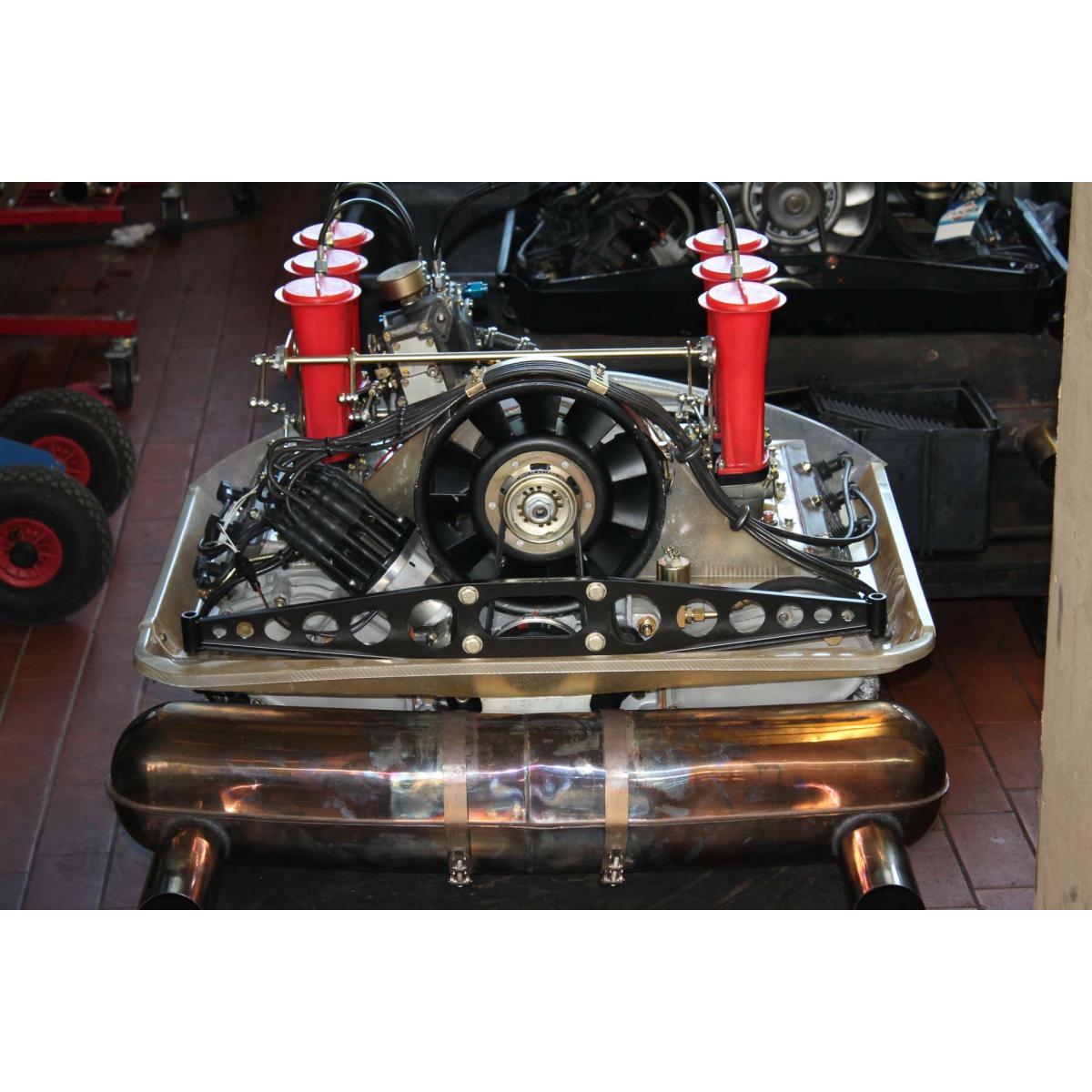 "Motor komplett, 3,0 RSR MFI ""Astronom"", 332 PS/ 323 Nm"