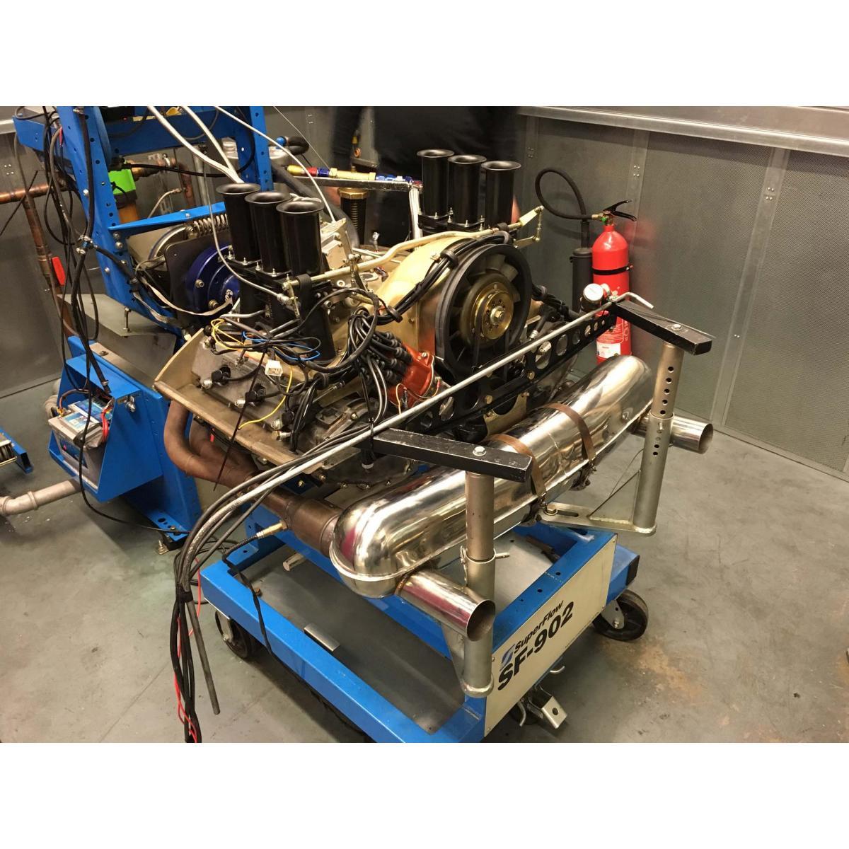 """Motor komplett, 3,0 RSR MFI """"Blanchiment"""",332 PS/ 314 Nm"""