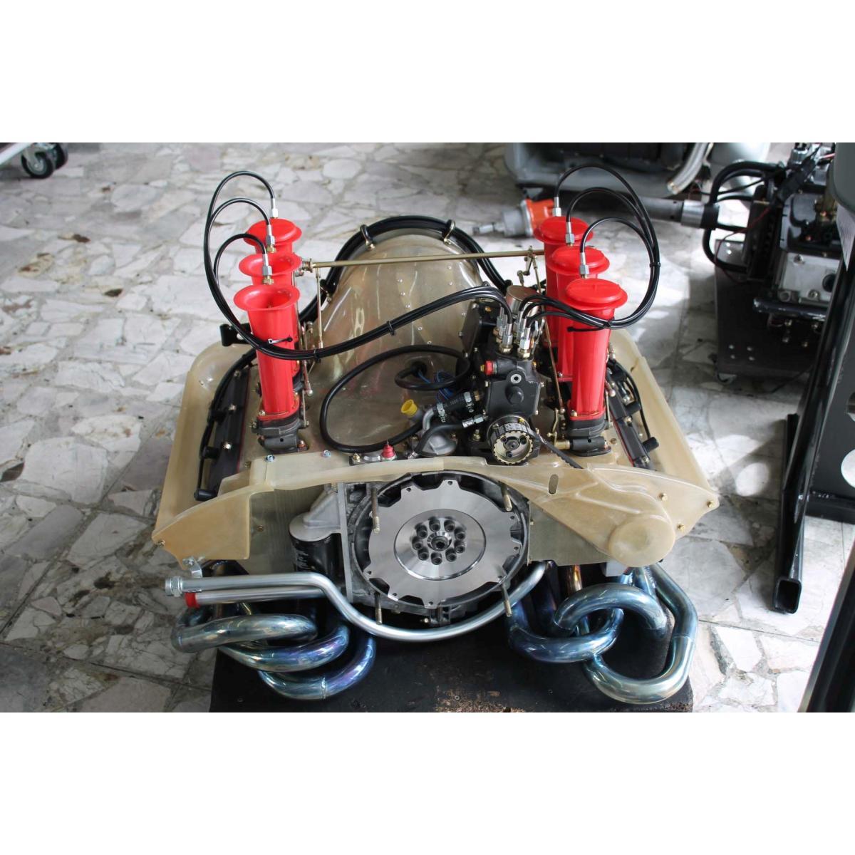 """Motor komplett, 3,4 RSR """"El Diablo"""", 333 PS/ 363 Nm"""
