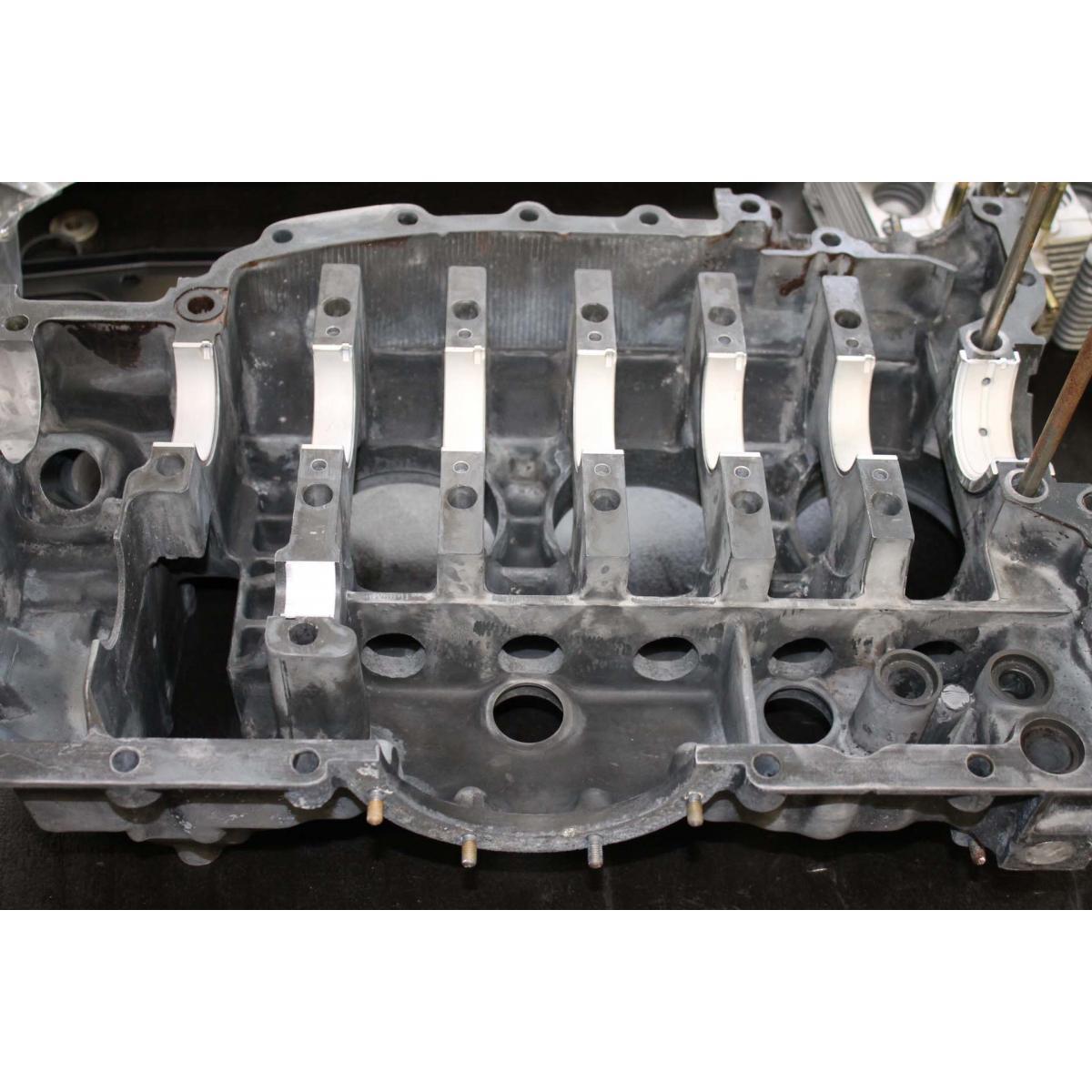 Motor komplett, 2,0 EVO IV, 244 PS/ 209 Nm