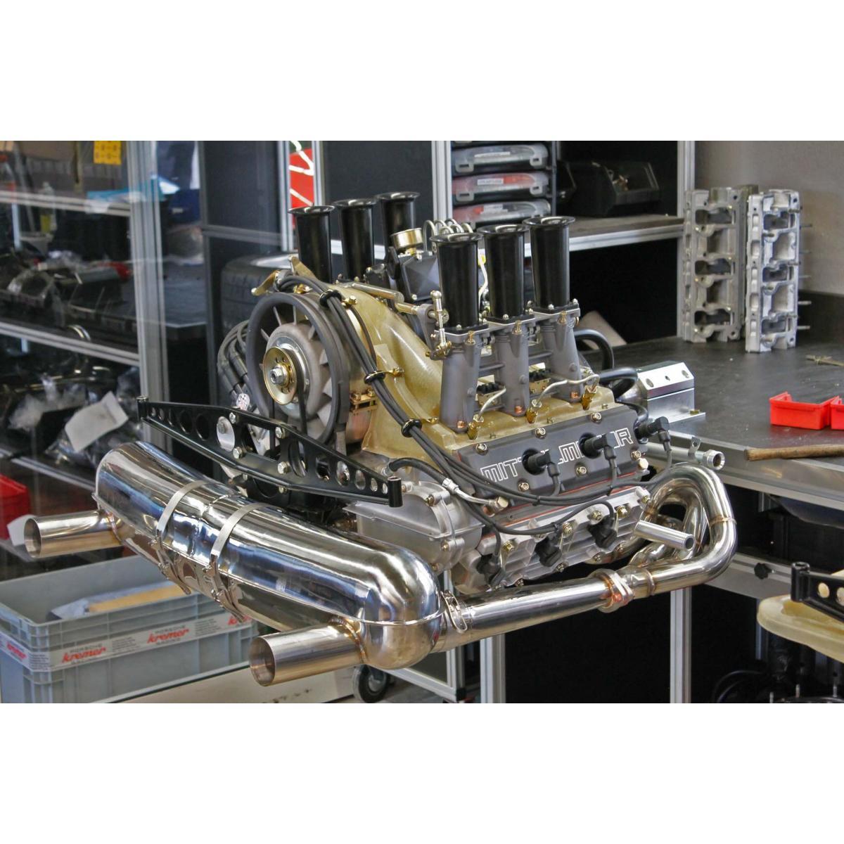 "Motor komplett, 3,4 RSR ""Liberty Engine"", 342 PS/ 366 Nm"