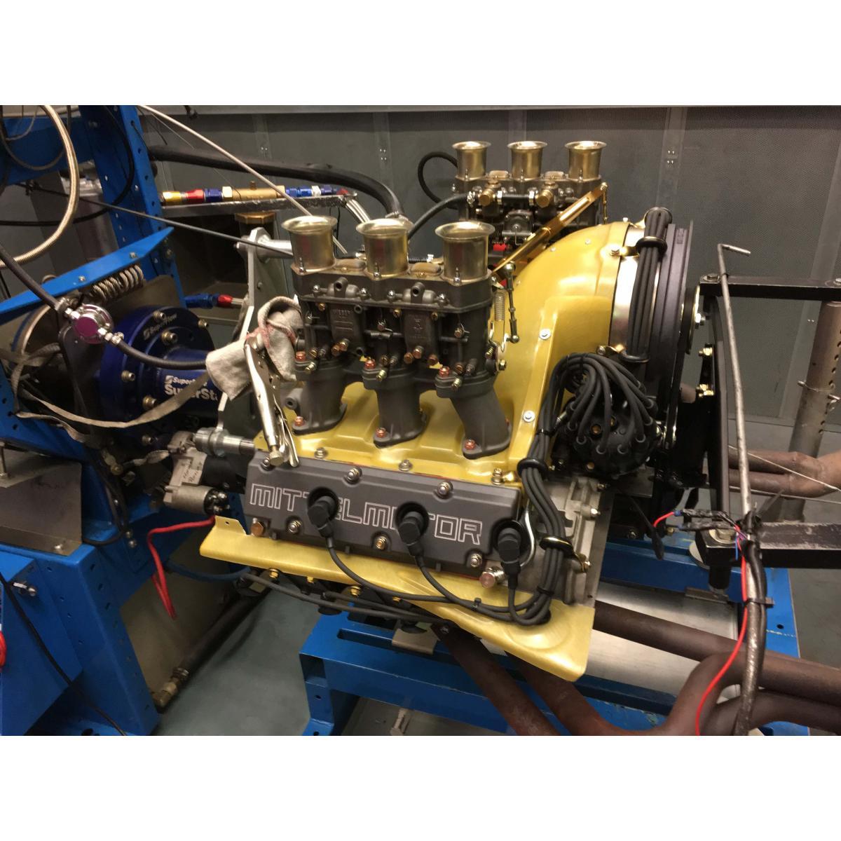 Motor komplett, 2,0 EVO I, 216 PS/ 201 Nm