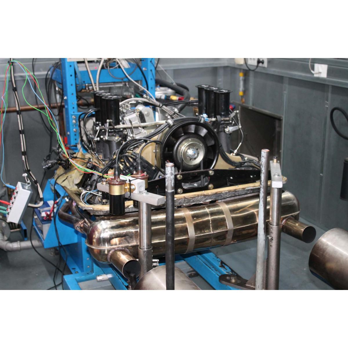 Motor komplett, 2,5 ST, Rundstrecke, MFI, 290 PS/ 258 Nm