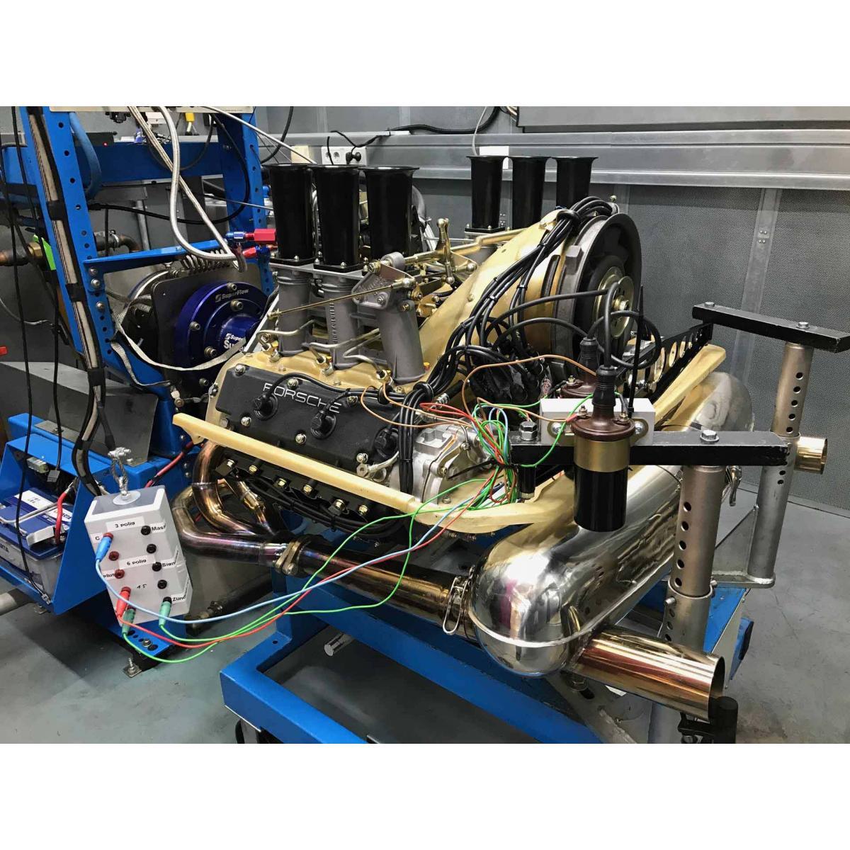 """Motor komplett, 3,0 RSR """"Surfin' Bird"""", 335 PS/ 333 Nm"""