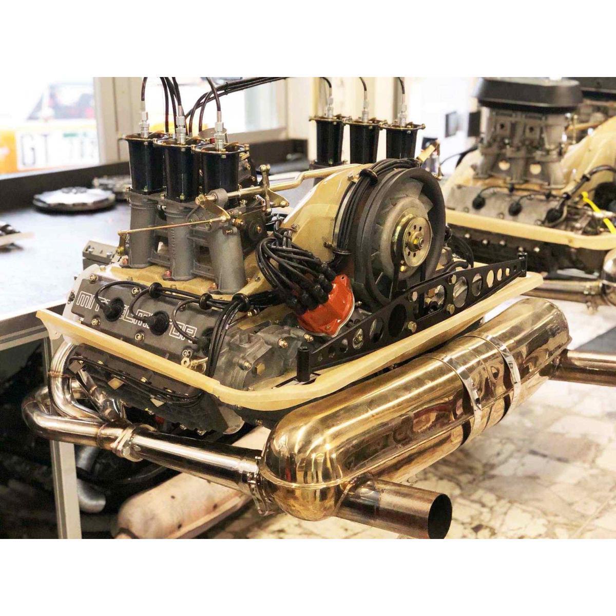 """Motor komplett, 3,8 RSR """"The Crusher"""", 389 PS/ 417 Nm"""