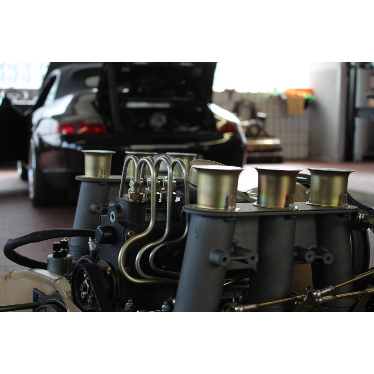 """Motor komplett, 2,3 ST, Sport, MFI, 248 PS/ 238 Nm, """"Drowning Man"""""""
