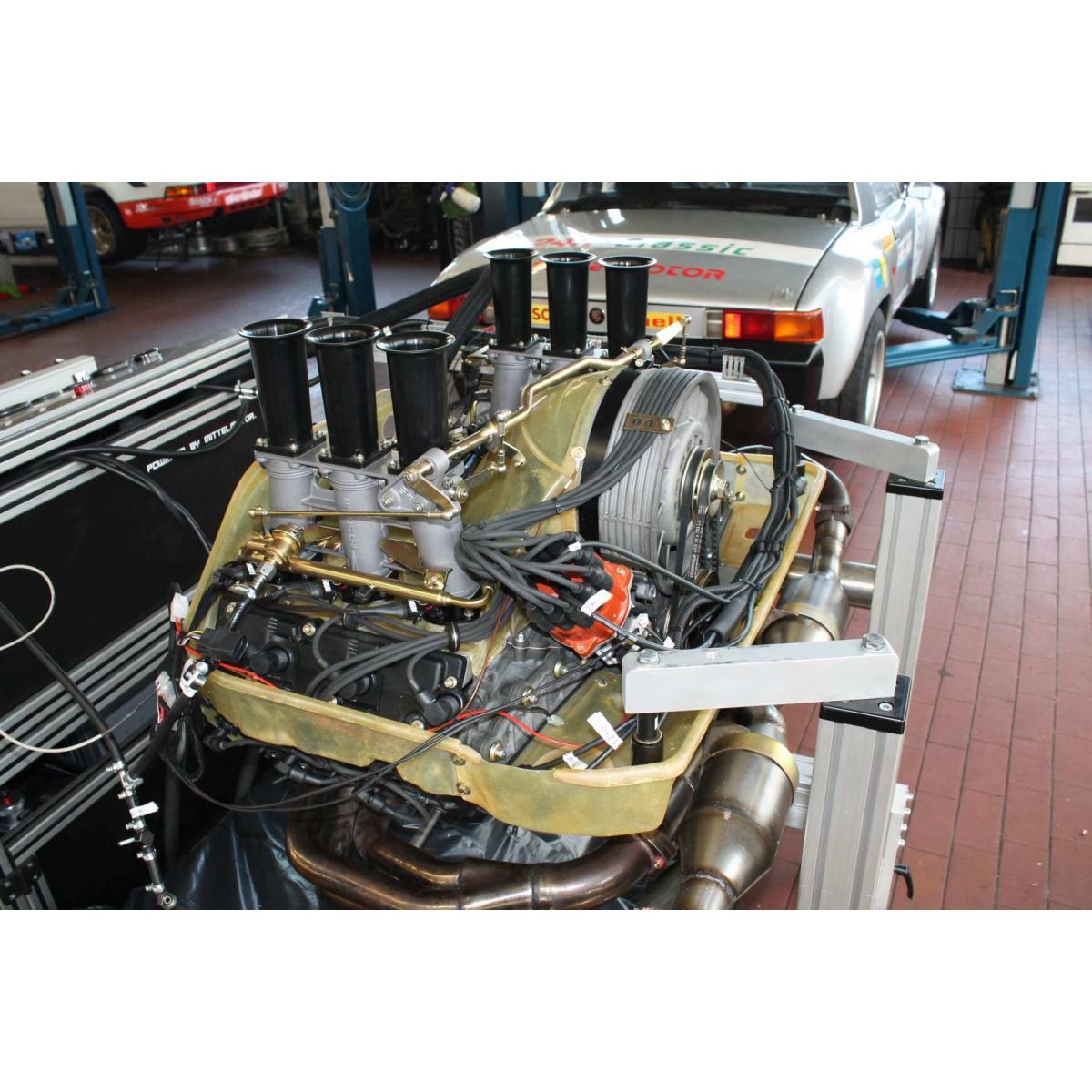 "Motor komplett, 993 4,0 RSR ""Donkey Punch"", 350 PS/ 408 Nm"