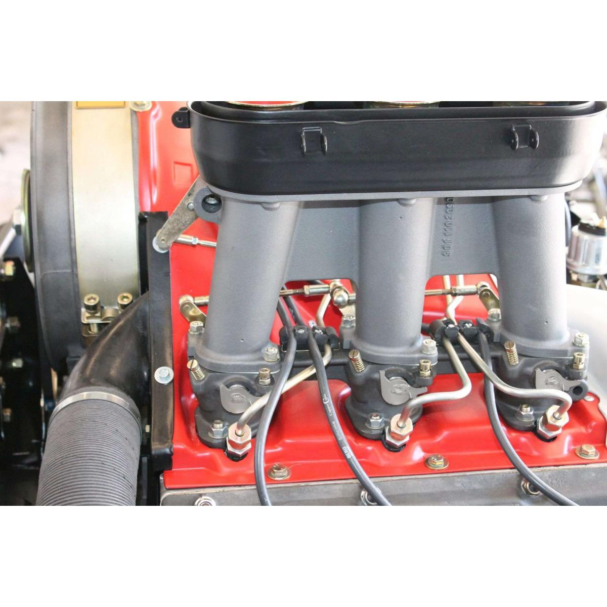 Motor komplett 911S 2,2, Typ 911/02